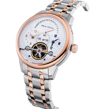 Load image into Gallery viewer, Seagull Stainless Steel Waterproof Mechanical Watch 217.411