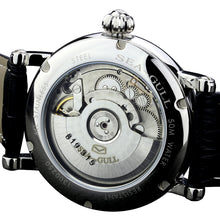 Load image into Gallery viewer, Seagull Grande Guilloche Crown Automatic Watch 819.315