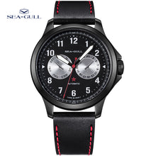 Load image into Gallery viewer, Seagull Automatic Military Watch 100M Water Resistance 819.97.5103H