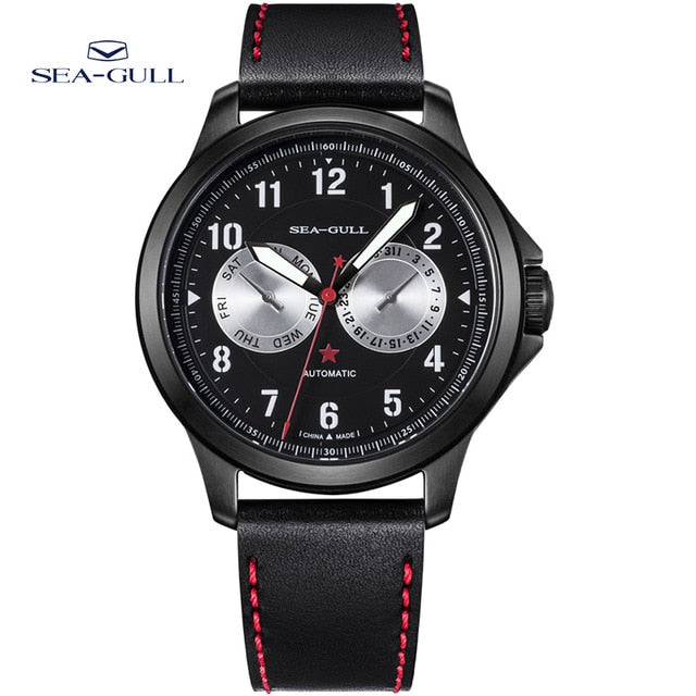 Seagull Automatic Military Watch 100M Water Resistance 819.97.5103H