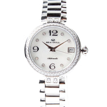 Load image into Gallery viewer, Seagull Rhinestones Mechanical Watch 716.755L - seagull-watches