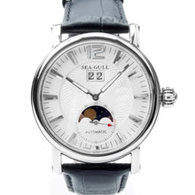 Load image into Gallery viewer, Seagull Moon Guilloche Automatic Watch M308S - seagull-watches