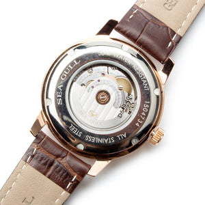 Seagull Classic Automatic Watch D519.405 - seagull-watches