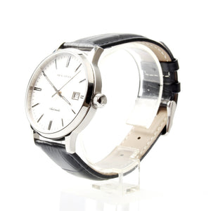 Seagull Stainless Steel 3 Hands Exhibition Automatic Watch D101 - seagull-watches