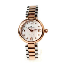 Load image into Gallery viewer, Seagull Gold Tone Rhinestone Mechanical Watch 517.756L - seagull-watches
