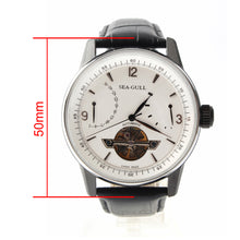 Load image into Gallery viewer, Seagull Retrograde Date Power Reserve Mechanical Watch 219.327 - seagull-watches