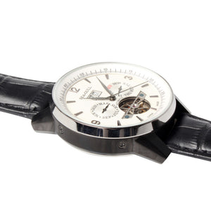 Seagull Full Calendar Grande Date Flywheel Automatic Watch 219.328 - seagull-watches