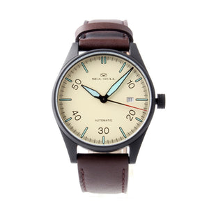 Seagull Classic Vintage Luminous Hands Automatic Watch 819.583H - seagull-watches