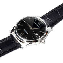 Load image into Gallery viewer, Seagull Dress Watch Black Dial ST2130 Movement Automatic D819.438 - seagull-watches