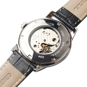 Seagull Ultra Thin 9MM Mechanical Dress Watch D819.449 - seagull-watches