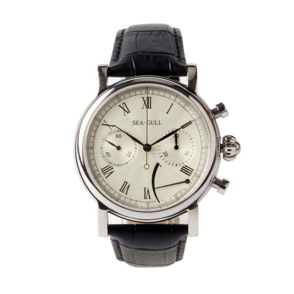 Seagull Chronograph Mechanical Watch M200S - seagull-watches