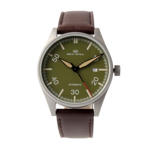 Seagull Classic Vintage Luminous Hands Automatic Watch 819.583 - seagull-watches