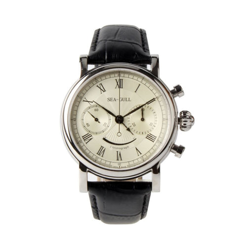 Seagull Chronograph Mechanical Watch M193S - seagull-watches