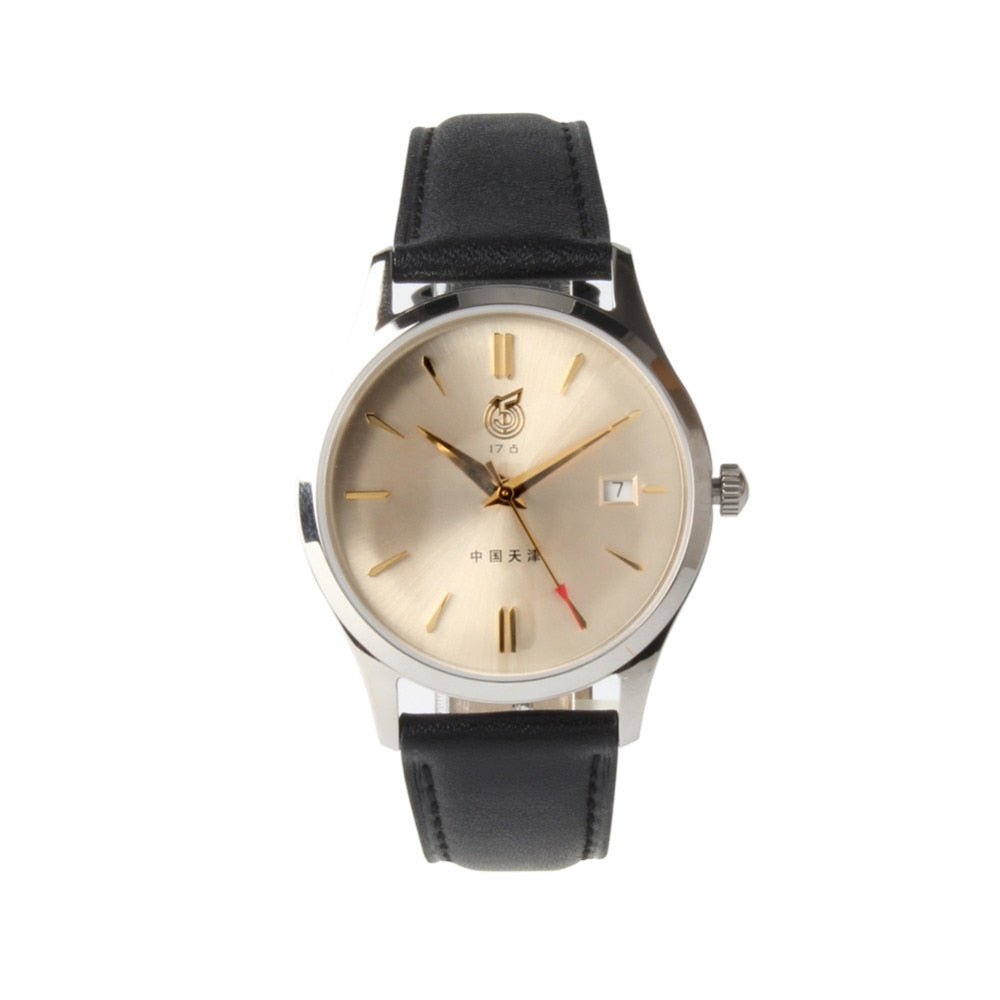Seagull Classic Watch WuYi Gold Dial Automatic Mechanical Watch FKWY - seagull-watches