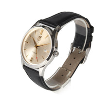 Load image into Gallery viewer, Seagull Classic Watch WuYi Gold Dial Automatic Mechanical Watch FKWY - seagull-watches