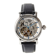 Load image into Gallery viewer, Seagull Double Skeleton M182SK Blue Hand Automatic Watch - seagull-watches