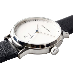 Seagull 10mm Thin Sapphire Crystal Automatic Watch 819.12.5038 - seagull-watches