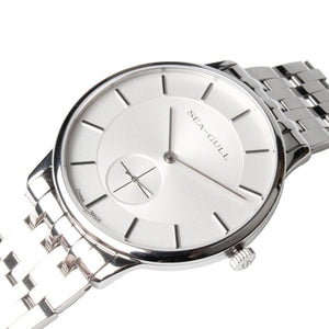 Seagull Ultra Thin 8MM Solid Case Mechanical Watch 816.388 - seagull-watches
