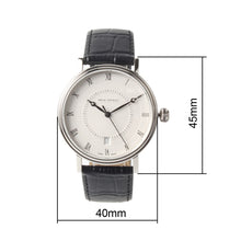 Load image into Gallery viewer, Seagull Auto Date Coin Edge Automatic Watch 819.11.6022 - seagull-watches