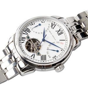 Seagull Retrograde Date Self-wind Skeleton Automatic Watch 816.521 - seagull-watches