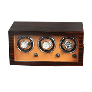 Luxury Wooden Watch Winder Display Box
