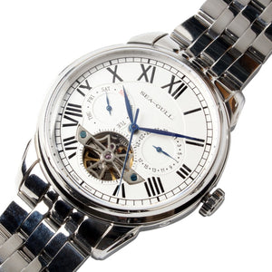 Seagull Flywheel Skeleton Mechanical Watch 816.520 - seagull-watches