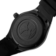 Load image into Gallery viewer, Seagull PVD Black Case Swimming Mechanical Watch 815.18.1008H