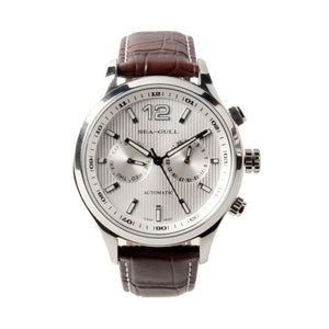 Seagull GMT Automatic Watch Sea-gull 819.17.5115 - seagull-watches