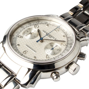 Seagull Heritage Chronograph Telemetre Mechanical Watch M191S - seagull-watches