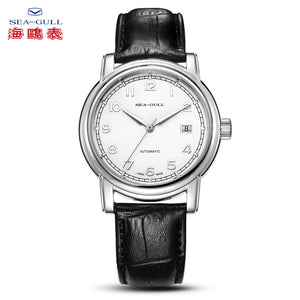 Seagull Arabic Numerals Automatic Watch D819.628 - seagull-watches