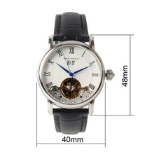 Load image into Gallery viewer, Seagull Grande Date Flywheel Skeleton Automatic Watch 819.382 - seagull-watches
