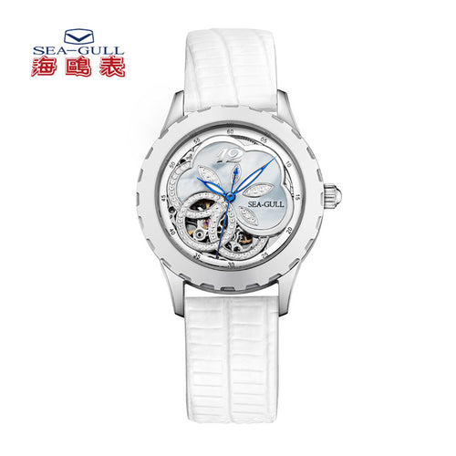 Seagull Hollow Out Flower Automatic Watch 819.18.5028L - seagull-watches