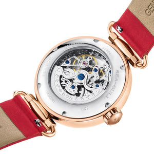 Seagull Rose Gold Case Guilloche Automatic Watch 513.11.5120L - seagull-watches