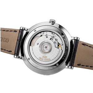 Seagull 10mm Thick ST1812 Movement Date Automatic Watch 819.12.1002 - seagull-watches
