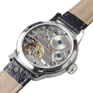 Seagull Roman Numerals ST36 Movement Mechanical Watch 6497 - seagull-watches