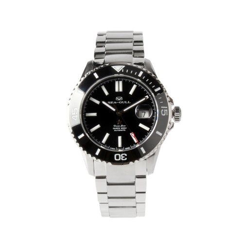 Seagull Ocean Star Automatic 200M WR Diver's Swimming Watch 816.523 - seagull-watches