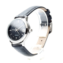Load image into Gallery viewer, Seagull Black Dial Exhibition Back Automatic Watch D101 - seagull-watches