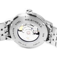 Load image into Gallery viewer, Seagull 3 Hands Genuine Exhibition Back Automatic Watch 816.362 - seagull-watches