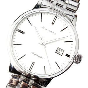 Seagull 3 Hands Genuine Exhibition Back Automatic Watch 816.362 - seagull-watches