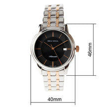 Load image into Gallery viewer, Seagull Guilloche Rose Gold Hands Automatic Watch D817.405 - seagull-watches