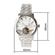 Load image into Gallery viewer, Seagull Flywheel Retrograde Automatic Watch 816.408 - seagull-watches