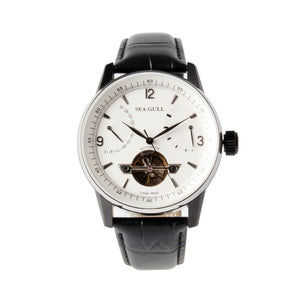Seagull Retrograde Power Reserve 3 Hands Automatic Watch 219.327 - seagull-watches