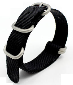 Heavy Duty Soft Nato Strap - seagull-watches