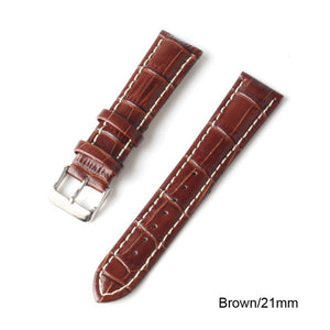 Original Seagull Alligator Grain Genuine Strap - seagull-watches