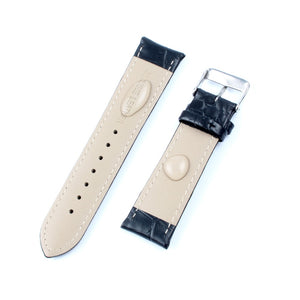 Alligator Grain Genuine Leather Band - seagull-watches