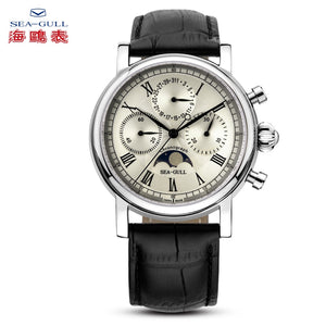 Seagull Exhibition Mechanical Watch M199S - seagull-watches