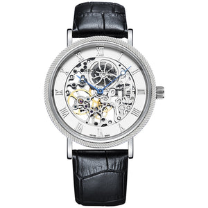 Seagull Ultra Thin 9mm Skeleton Mechanical Watch 819.11.5127K