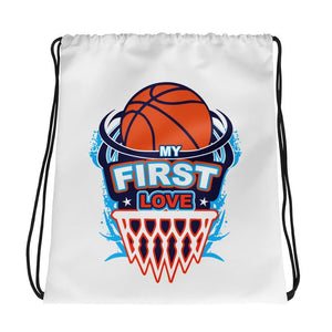 1st Love B-Ball Drawstring bag - Newday Unlimited