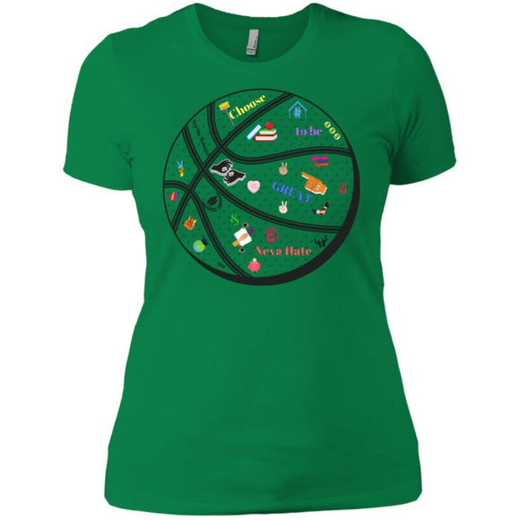 The Education Is The Key Next Level Ladies' T-Shirt - Newday Unlimited