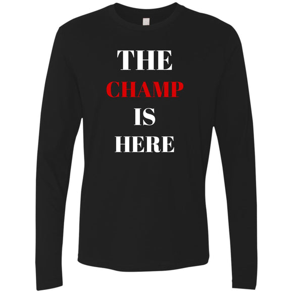 The Champ Unisex LS T-Shirts